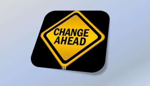 Twisted change