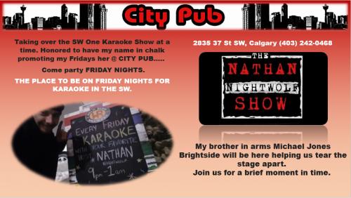 City Pub Adv